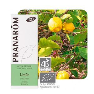 Aceite esencial Limon Bio