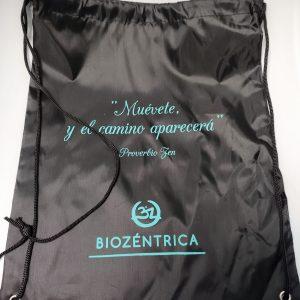 mochila biozentrica
